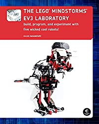 cheap LEGO Mindstorms EV3 Lab: Create, Program and Experiment with 5 Cool and Rugged Robots