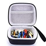 Moetron Broadheads Case Holder Archery Accessories Storage Box Fit for All Arrows Head ,Crossbow Recurve and Compound Bow Hunting Arrow Tips for Hunting (ONLY CASE)
