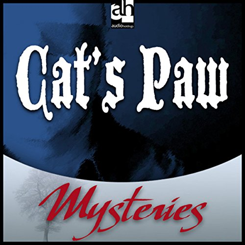 Cat's Paw audiobook cover art