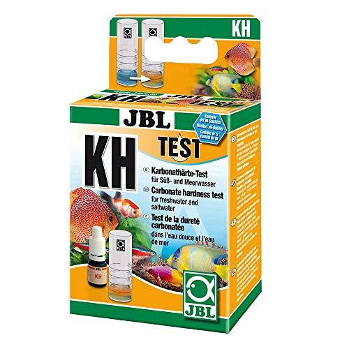 JBL- KH Test -Set - Karbonathärte Wassertest Aquarium Karbonattest Testset Karbonat Test