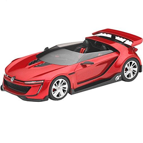 Volkswagen 5GV099300D645 Modellauto GTI Roadster Wörthersee 2014, 1:43, Gran Turismo Red