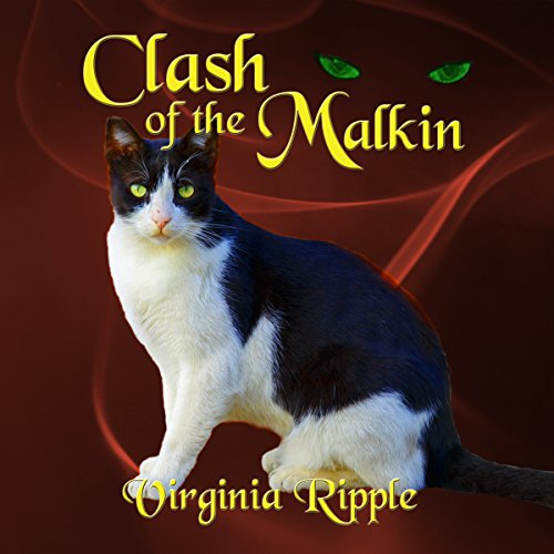 Clash of the Malkin audiobook cover art