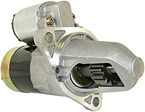 DB Electrical SMT0211 New Nissan Altima 2.5L 2.5 Starter For 02 03 04 05 06 07 2002 2003 2004 2005 2006 2007 Manual Transmission, Nissan Sentra 02 03 04 05 06 2002 2003 2004 2005 2006 STR-3527 17833