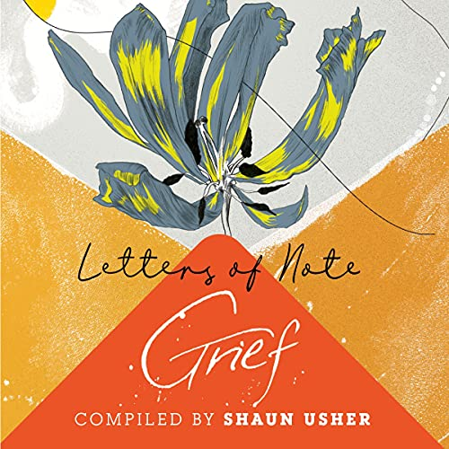Letters of Note: Grief cover art