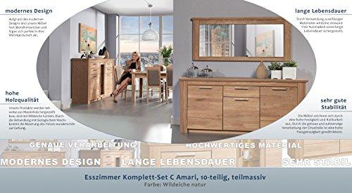 Esszimmer Komplett – Set C Amari kaufen  Bild 1*