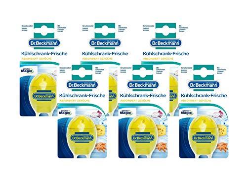 6x Dr.Beckmann Kühlschrank Frische Ei Limonen-Extrakt 40g