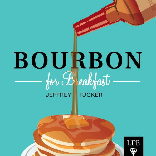Bourbon for Breakfast audiobook cover art