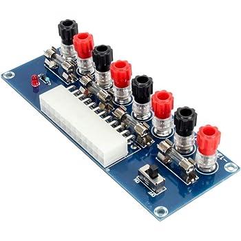 ATX power supply adapter changer module XH-M229 desktop pc board 24pin s!