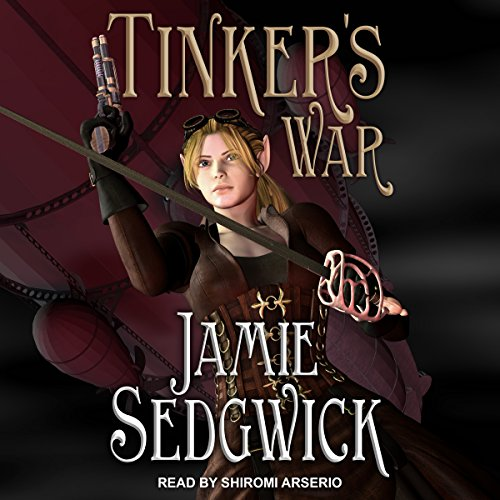 Couverture de Tinker's War
