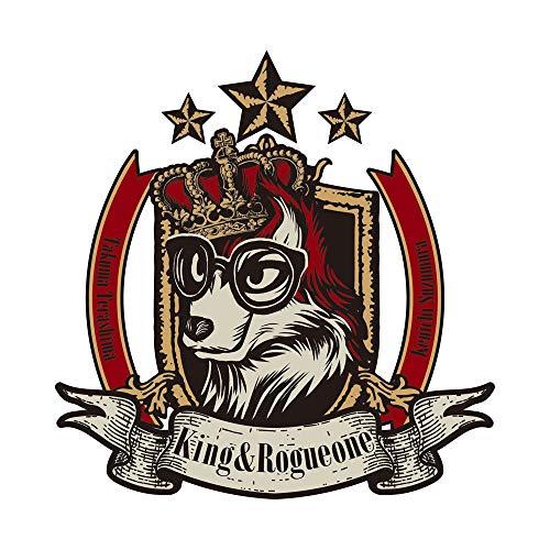 【Amazon.co.jp限定】King&Rogueone 1stシングル「King&Rogueone」 (初回限定盤) (L判ブロマイド(絵柄E)付)