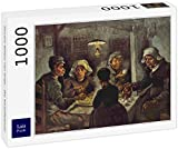 Lais Puzzle Vincent Willem Van Gogh - Los comedores de Patatas 1000 Piezas
