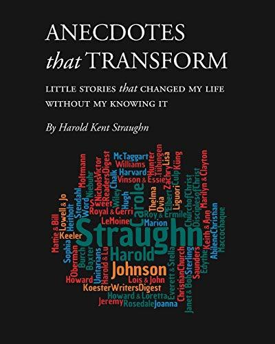 Anecdotes that Transform (PDF download)