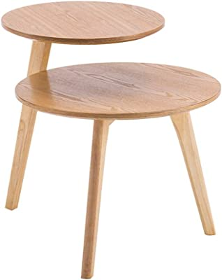 Amazon.com: Perfect Furniture Creative Leisure Table, Double ...