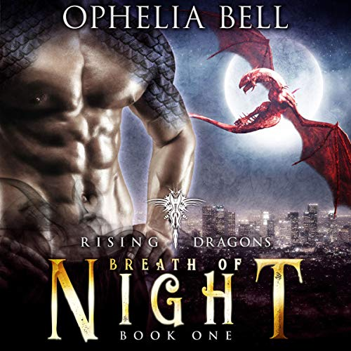 Breath of Night audiobook cover art