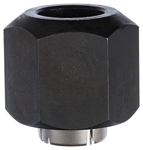 2608570108 BOSCH ROUTERS 1/2IN COLLET/NUT SET