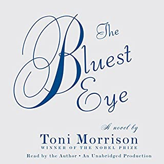 The Bluest Eye audiobook cover art