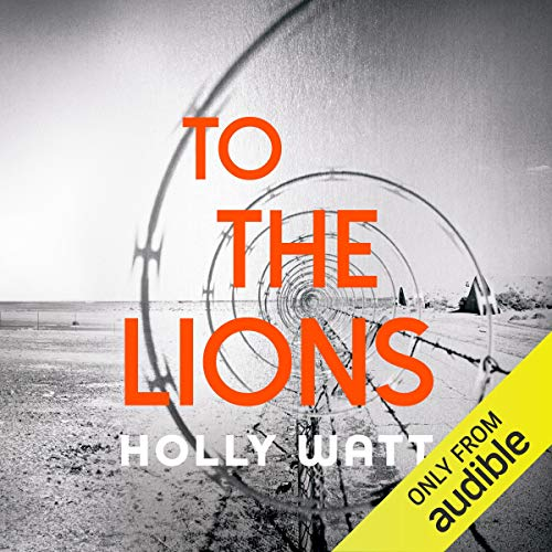 To the Lions audiobook cover art