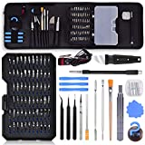 Lifechaser 94 in 1 Precision Screwdriver Bit Set S2 Steel Magnetic Electronics Repair Tool, for iPhone, iPad, Android, Tablet, MacBook, PC, Laptop, Apple Watch, Switch, Xbox, Playstation, Watch