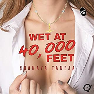 Wet at 40,000 Feet cover art