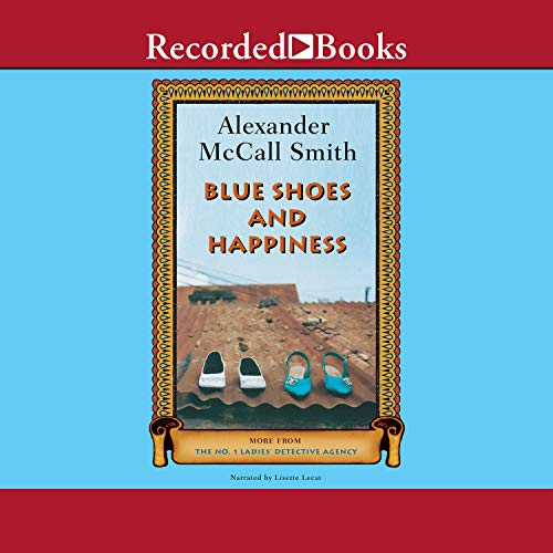 Blue Shoes and Happiness  By  cover art