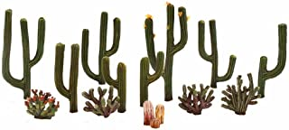Woodland Scenics Plastic Cactus Plants 0.5-inch To 2.5-inch