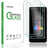 (3-Pack) Beukei for ZTE Blade Z Max, Z982, Zmax Pro 2, ZTE Sequoia Blade Screen Protector Tempered Glass, Anti Scratch, Bubble Free