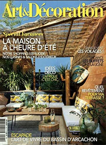 Art & Décoration France [Abonnement jeweils 8 Ausgaben jedes Jahr]