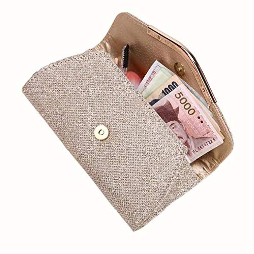 名前でリングバック変動するTOOGOO 女性用ハンドバッグ女性のバッグバッグファッションレディース高級イブニングパーティーの小さなクラッチバッグの宴会財布ハンドバッグ(ゴールド)