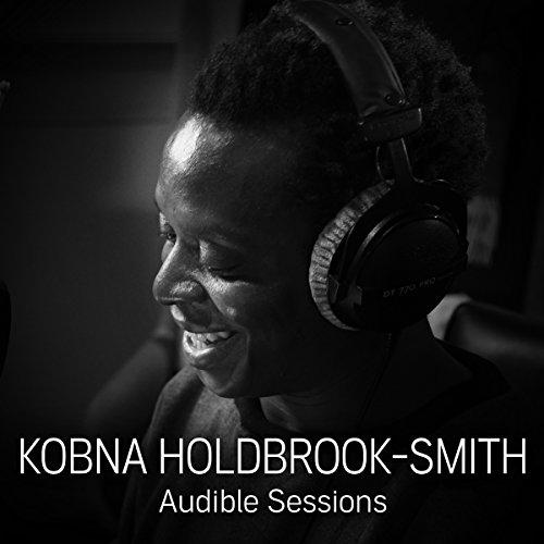 Kobna Holdbrook-Smith audiobook cover art