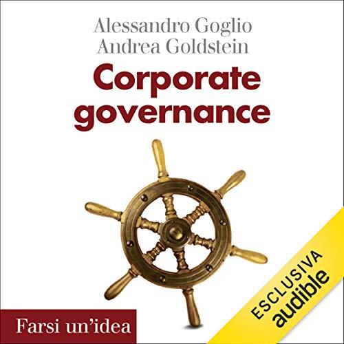 Corporate governance copertina