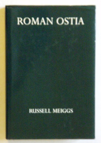 Roman Ostia (Oxford University Press Academic Monograph Reprints)
