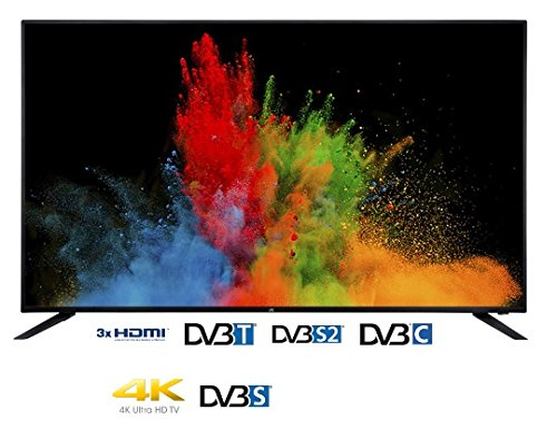 Jay-Tech Genesis UHD 6.5 165 cm (Fernseher,50 Hz)