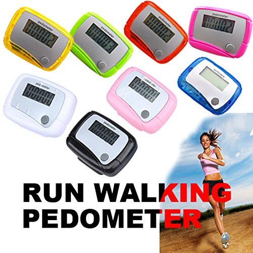 lo stappenteller pedometer Run Walking Afstand Calorie