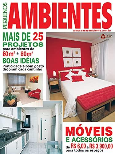 Pequenos Ambientes: Edição 3 (Portuguese Edition)