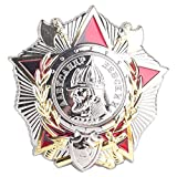 HEEPDD Insignia de colección, Comité Popular Central de la Unión Soviética CCCP URSS Medalla Alexander Nevsky Insignia Conmemorativa Regalo Artesanal para coleccionista de antigüedades
