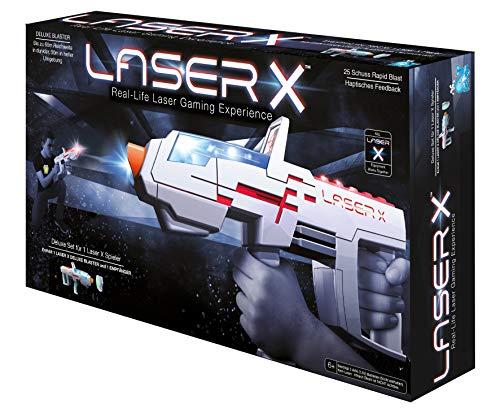 Beluga Spielwaren 79002 - Laser X Deluxe Blaster