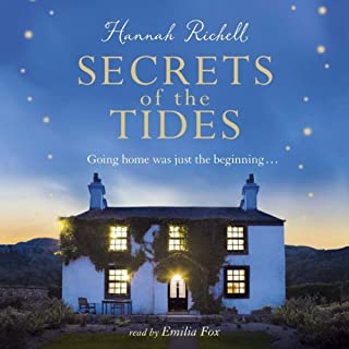 Secrets of the Tides                   By:                                                                                                                                 Hannah Richell                               Narrated by:                                                                                                                                 Emilia Fox                      Length: 15 hrs and 10 mins     109 ratings     Overall 4.1