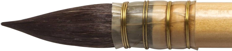 tomamos a los clientes como nuestro dios Jackson's     Pure Squirrel Mop Brush   Series 828   Talla 17  venta caliente en línea