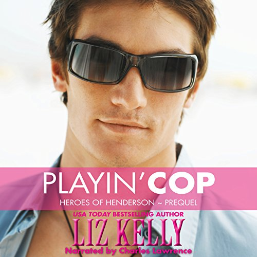 Playin' Cop audiobook cover art