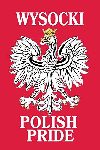 Wysocki Polish Pride: Lined Journal