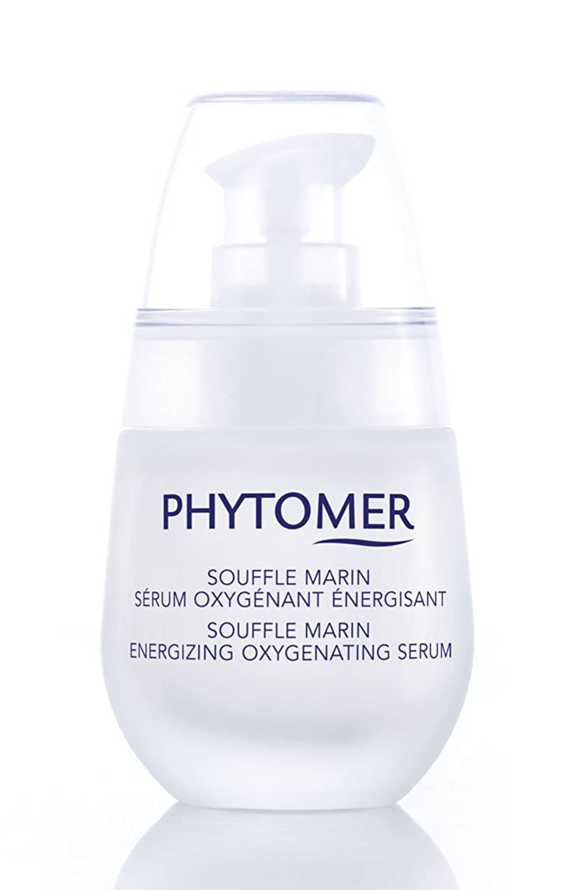 スカイ失礼聖なるPhytomer Souffle Marin Energizing Oxygenating Serum 30ml/1oz並行輸入品