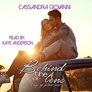 Behind the Lens audiobook cover art