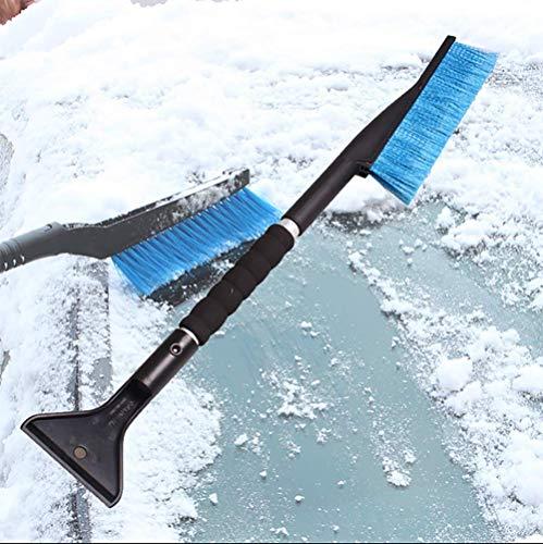 RUIX Eiskratzer Und Schneebürste, Auto Eisschaufel/Auto Schneeräumung Werkzeug/Abtauen Kratzen EIS 2 In 1