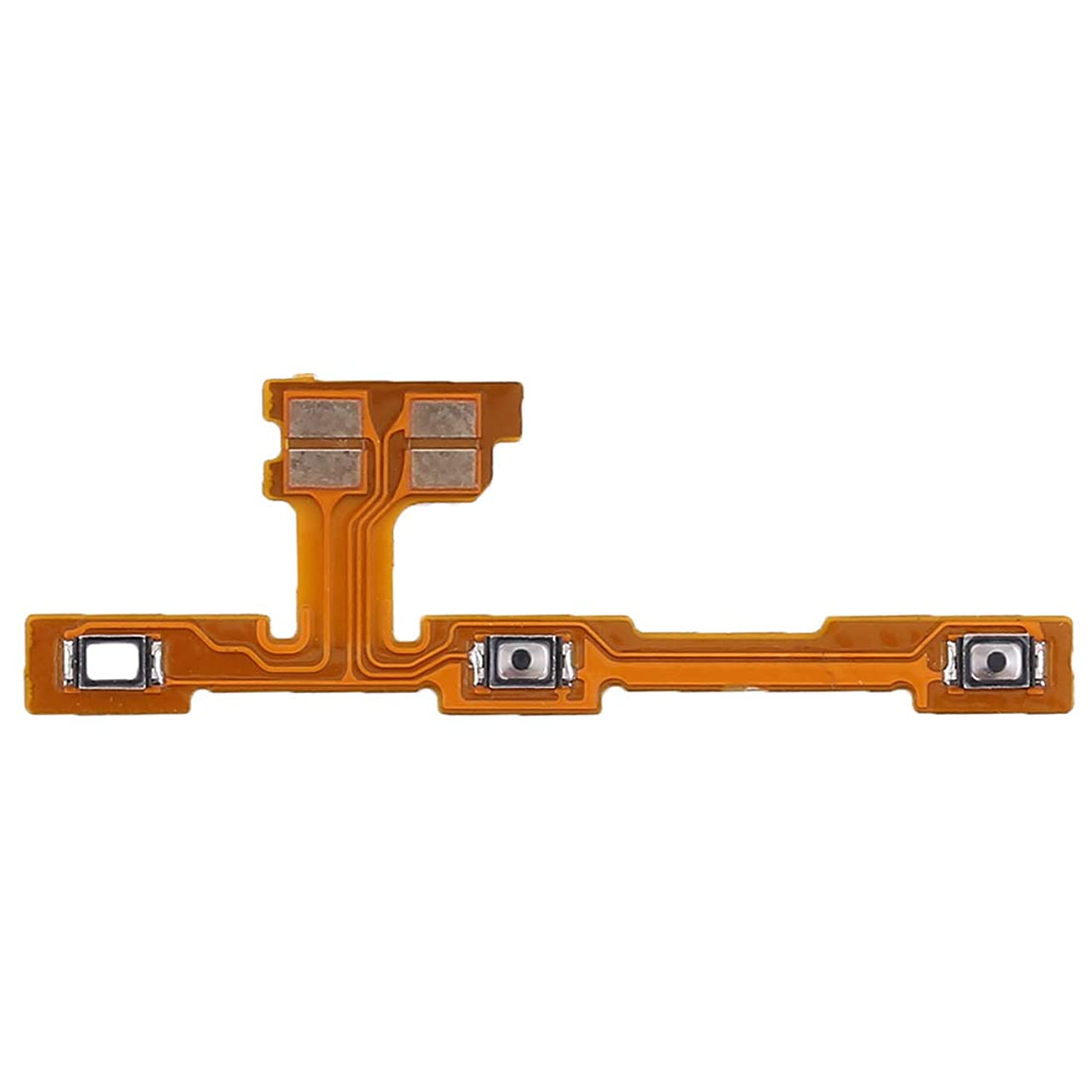 Jiangym Mobile Phone Flex Cable Power Button & Volume Button Flex Cable for Huawei Y9 (2018) Flex Cable