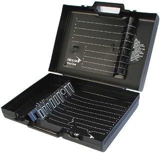 Deglon 8300844-V Fix-Class - Maletín para Cuchillos de Cocina (2 bandejas, sin Cuchillos)