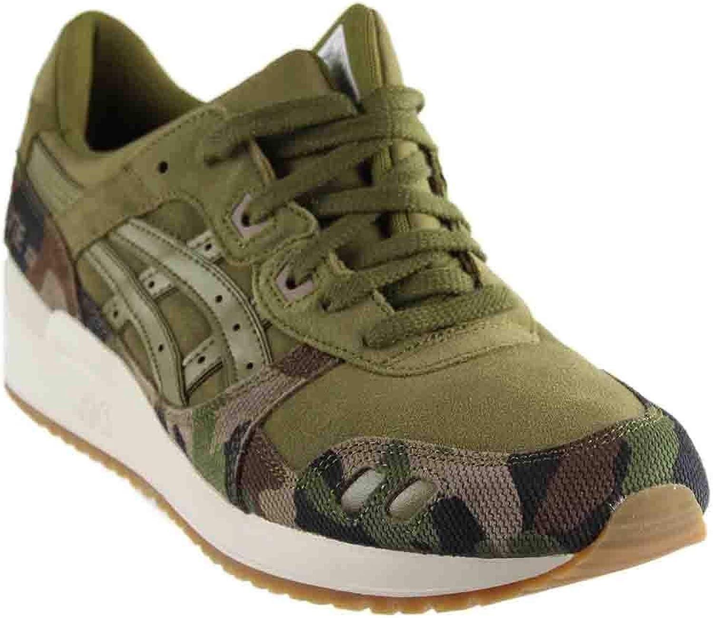 ASICS Mens Gel-Lyte III Athletic & Sneakers Camo