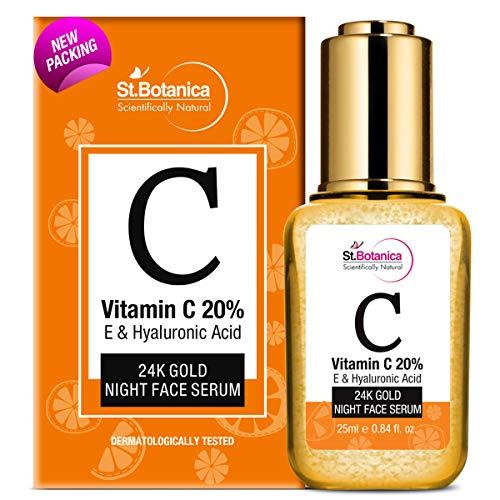 StBotanica Vitamin C Face Serum