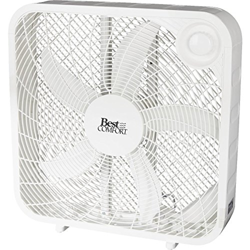 "Best Comfort 20"" Box Fan"