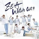 WATCH OUT -NETSUAI CHUIHO-(CD+DVD)(TYPE-B)