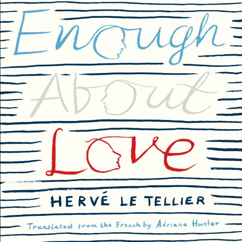 Enough About Love audiobook cover art